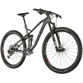 "VOTEC VXs Elite - Tour/Trail Fully 29"" - black/grey"
